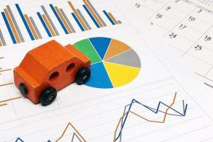 車とグラフ